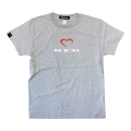 T-Shirts/Cuore/Gray/Derosa