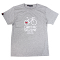 T-Shirts/Dinamico/Gray/Derosa
