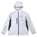 Ripstop hood jacket/Derosa/White