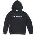 POパーカー/Logo2020/Black/Derosa