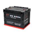 折り畳みコンテナ/DE ROSA /Black/20L(740107)