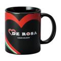 Mug/DeRosa/Black(761010)