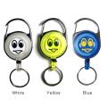 Reel key chain/Smile【ネコポス便可】