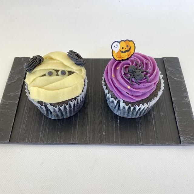 【9月1日発売】ハロウィンカップケーキ