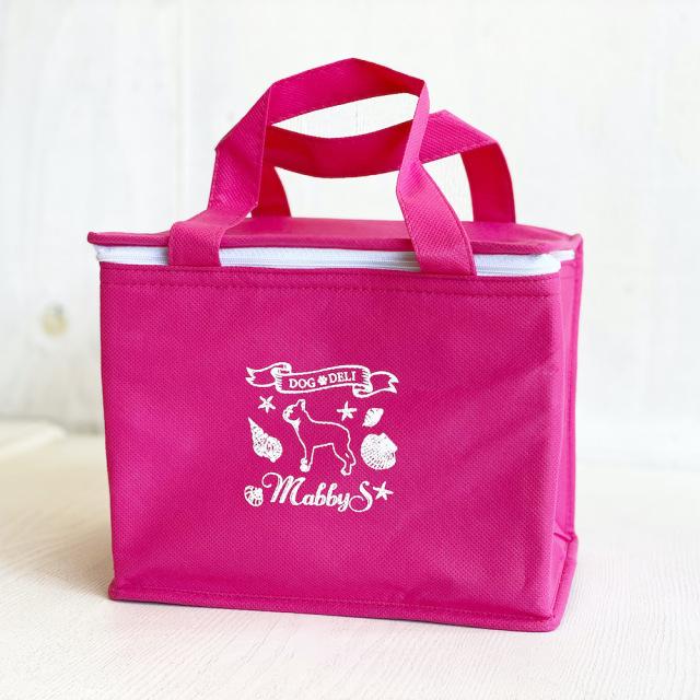 MabbySオリジナル保冷バッグ