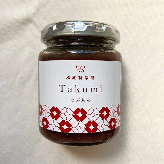 【Takumi(粒あん)】あんこ屋さんの餡子