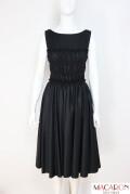 FOXEY NEWYORK(フォクシー) Spring Picnic Dress シャーリングワンピース 40739
