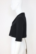 FOXEY BOUTIQUE(フォクシー) はしごレースニットボレロ 37088