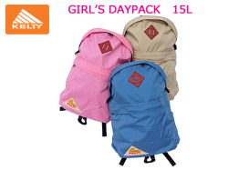 KELTY ケルティ GIRL'S DAYPACK 15L リュックサック