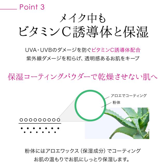 point3 粉体処理