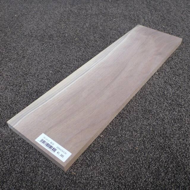 ウォールナット 板目 450×15×130