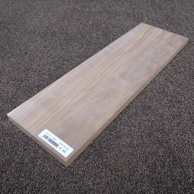 ウォールナット 板目 450×15×140