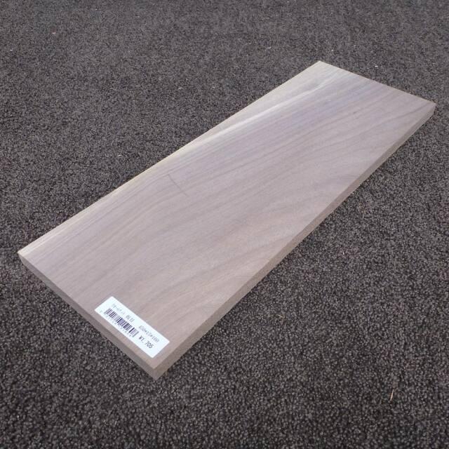 ウォールナット 板目 450×15×160