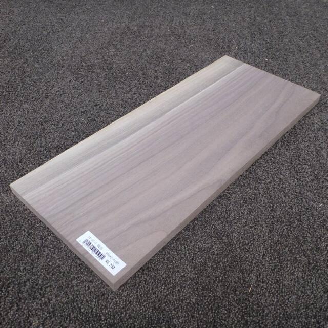 ウォールナット 板目 450×15×190