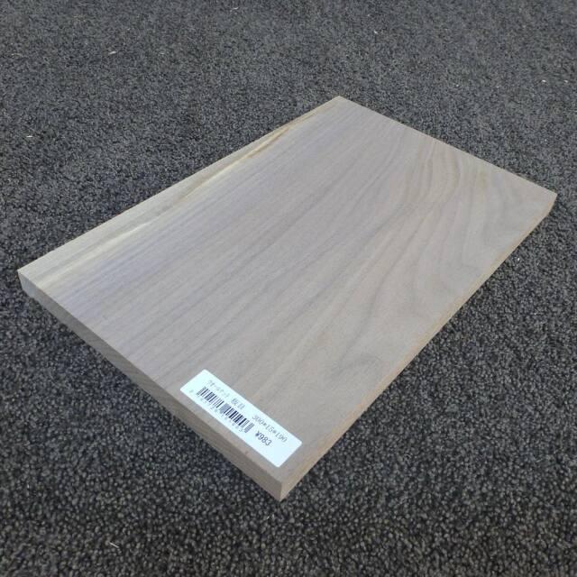ウォールナット 板目 300×15×190