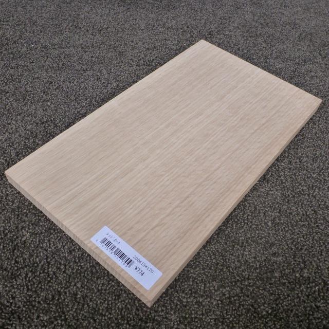 レッドオーク 柾目 300×12×170
