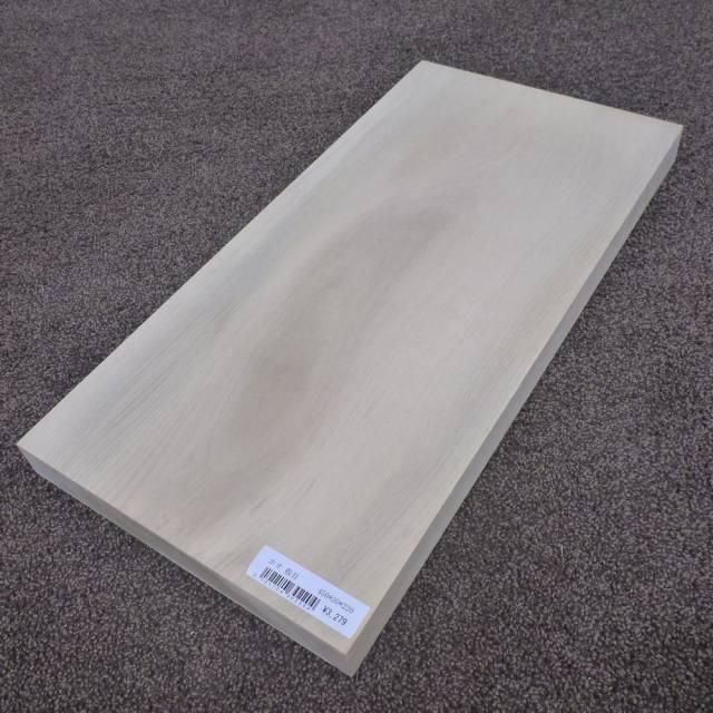 ホオ 板目 450×30×220