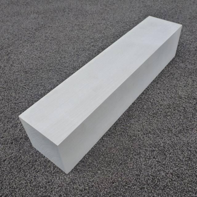 ホオ 角材 350×75×75