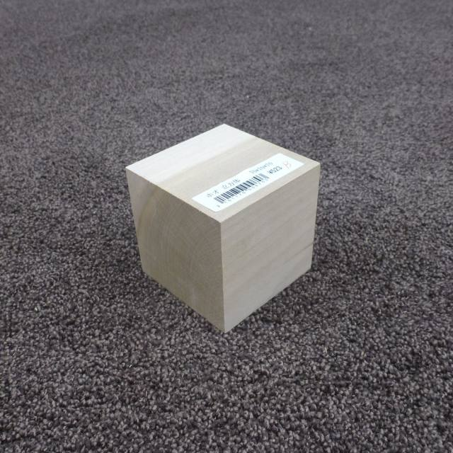 ホオ 立方体 70×70×70