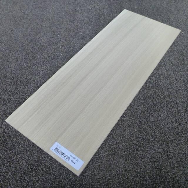 タモ 柾目 450×6×170