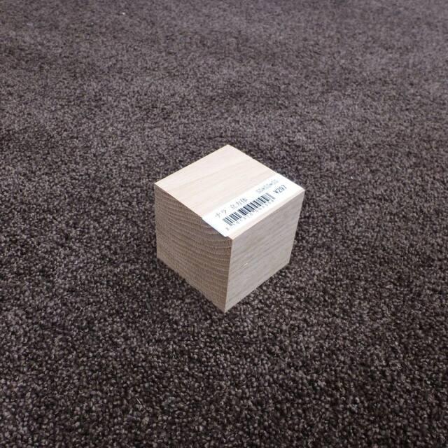 ナラ 立方体 55×55×55
