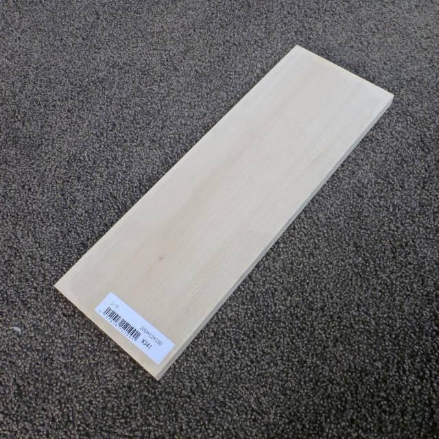 シナ 柾目 300×12×100