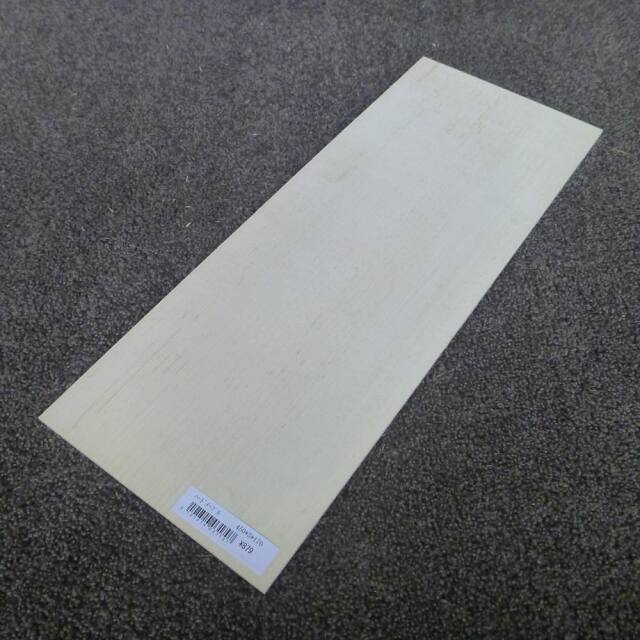 ハードメープル 柾目 450×3×170