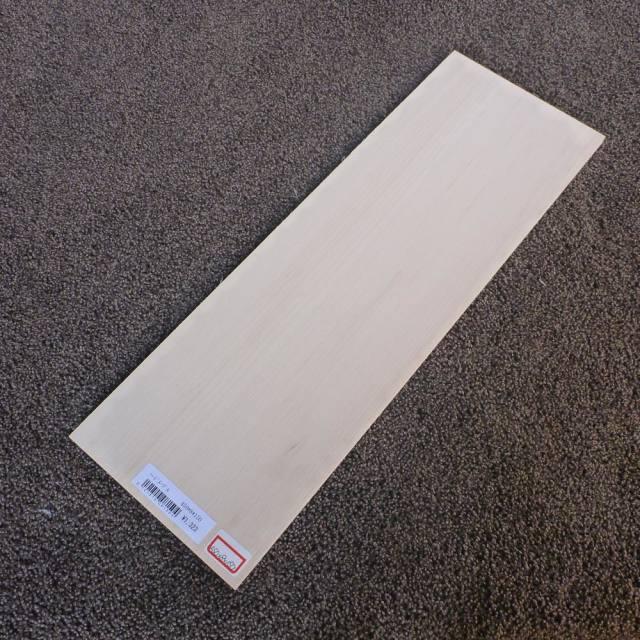 ハードメープル 柾目 450×8×150