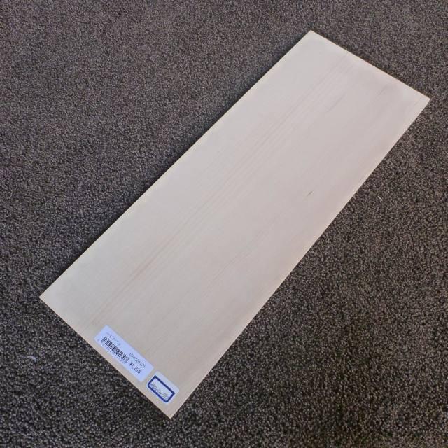 ハードメープル 柾目 450×10×170