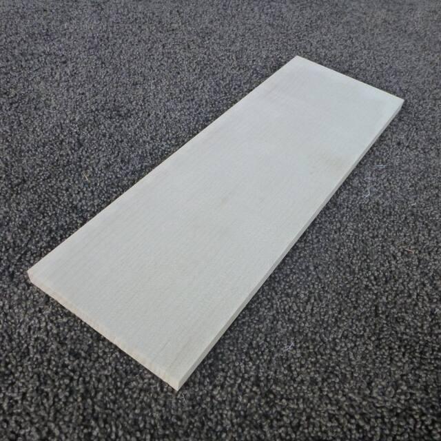 ハードメープル 柾目 300×10×100
