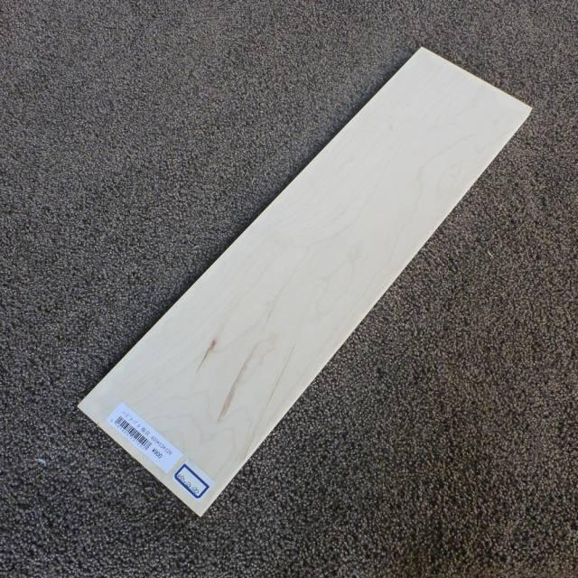 ハードメープル 板目 450×12×120