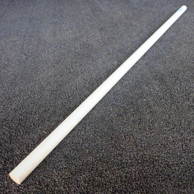 ハードメープル 丸棒 1,000×25φ