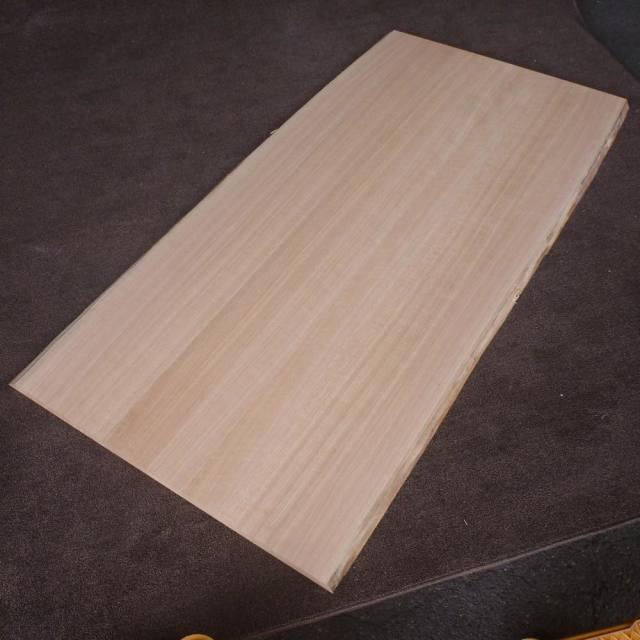 レッドオーク 柾目 2000×35×850
