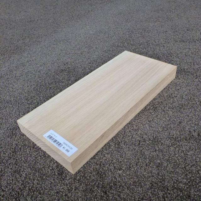 レッドオーク柾目300×27×130