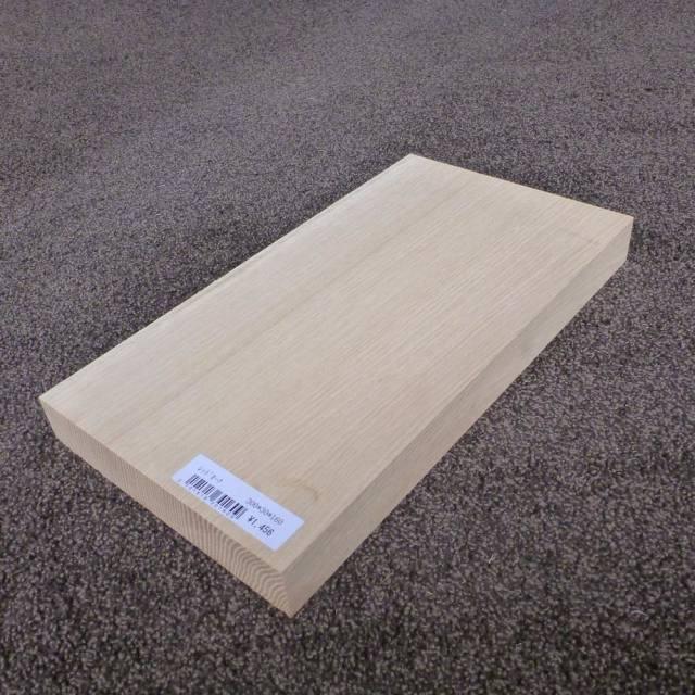 レッドオーク柾目300×30×160