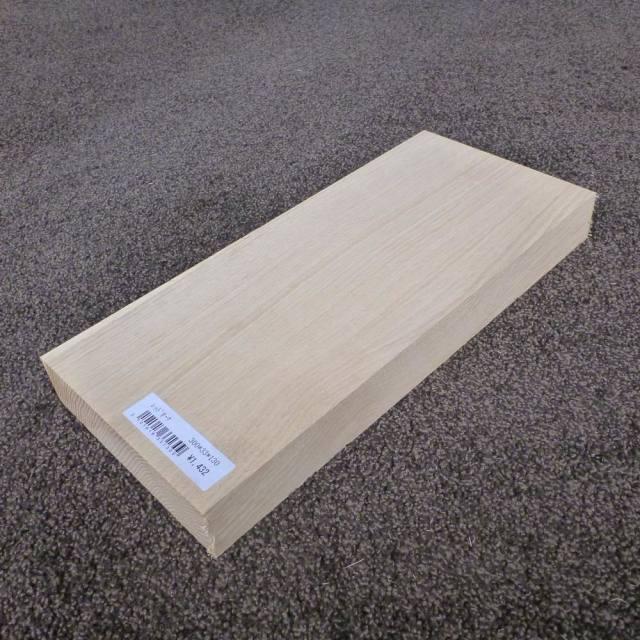 レッドオーク柾目300×33×130