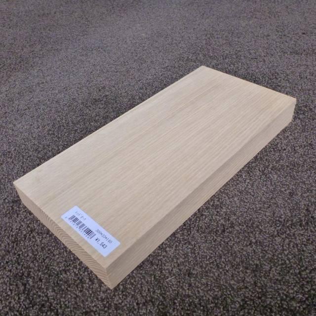 レッドオーク柾目300×33×140