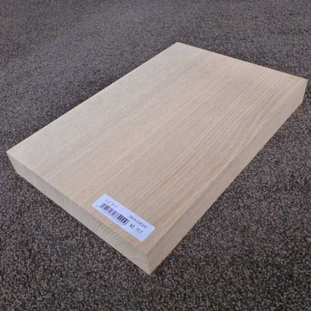 レッドオーク柾目300×33×200