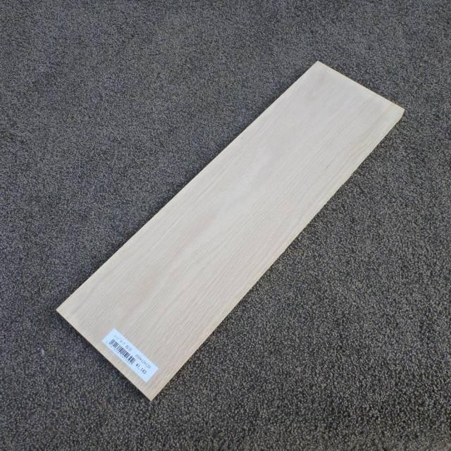 レッドオーク 板目 450×15×130