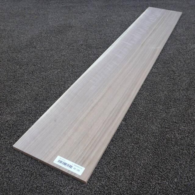 ウオールナット 柾目 1000×8×170