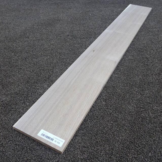 ウオールナット 柾目 1000×10×130