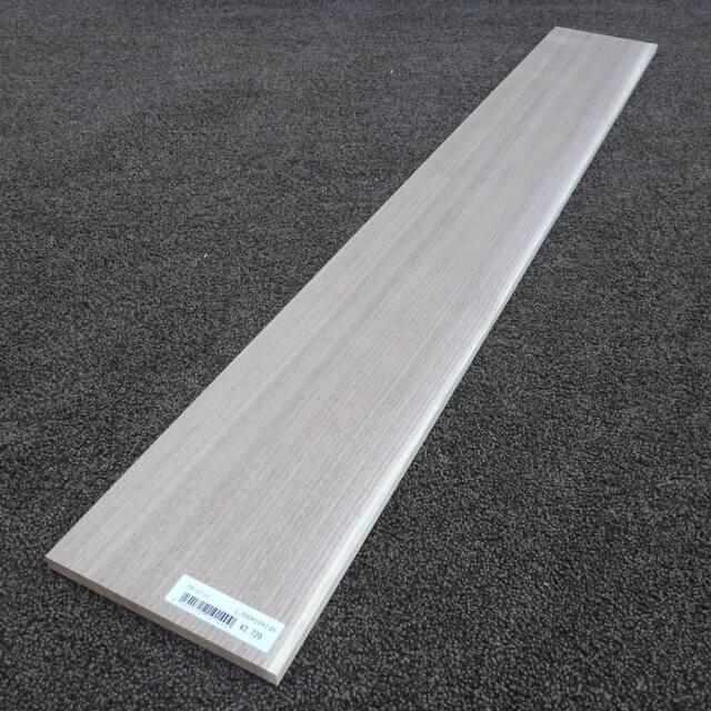 ウオールナット 柾目 1000×10×140