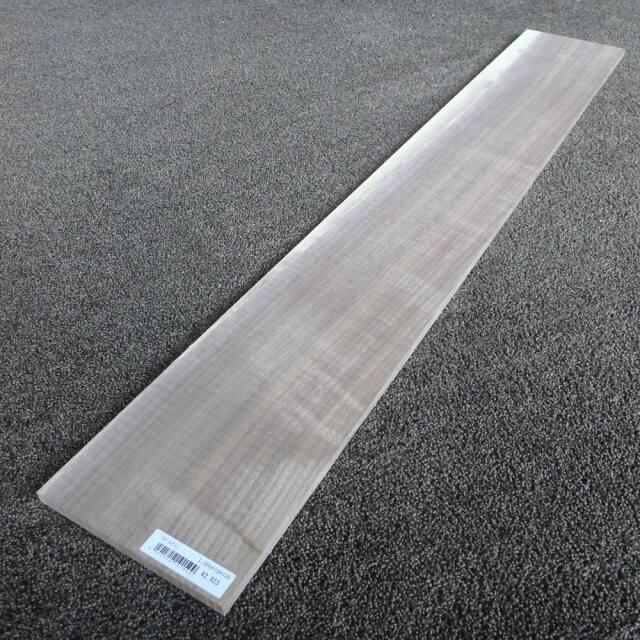 ウォールナット 柾目 1000×10×150