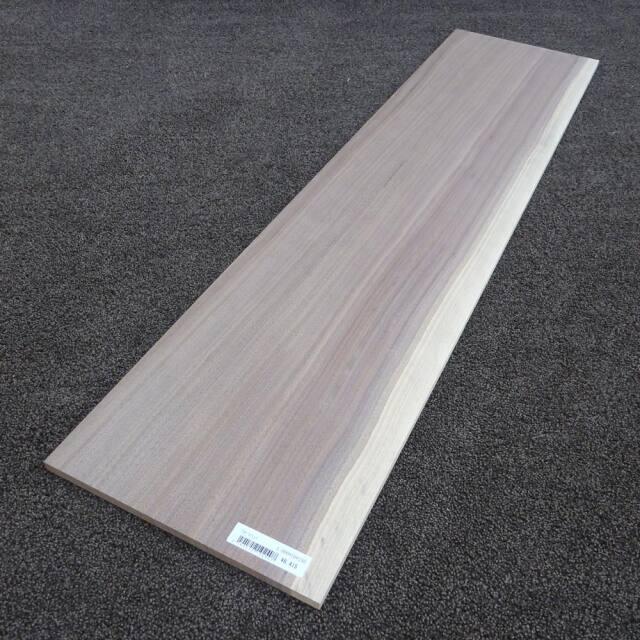 ウオールナット 柾目 1000×10×240