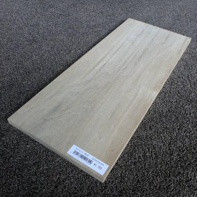 ウォールナット 板目 450×12×180