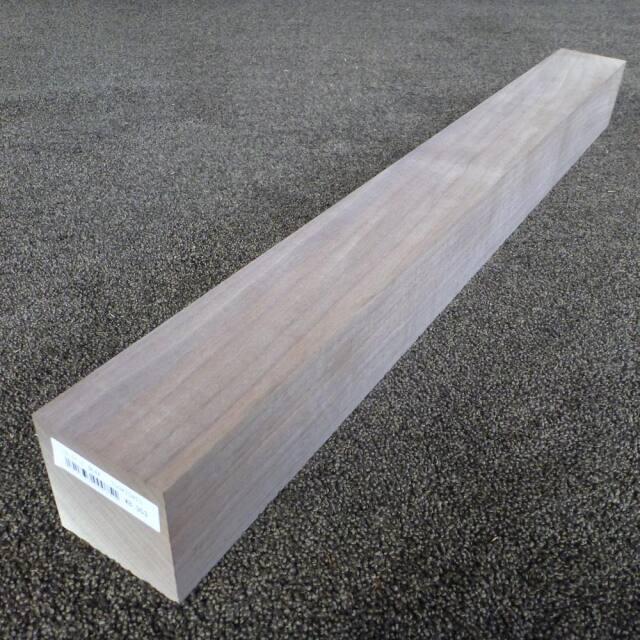 ウオールナット 角材 750×75×75