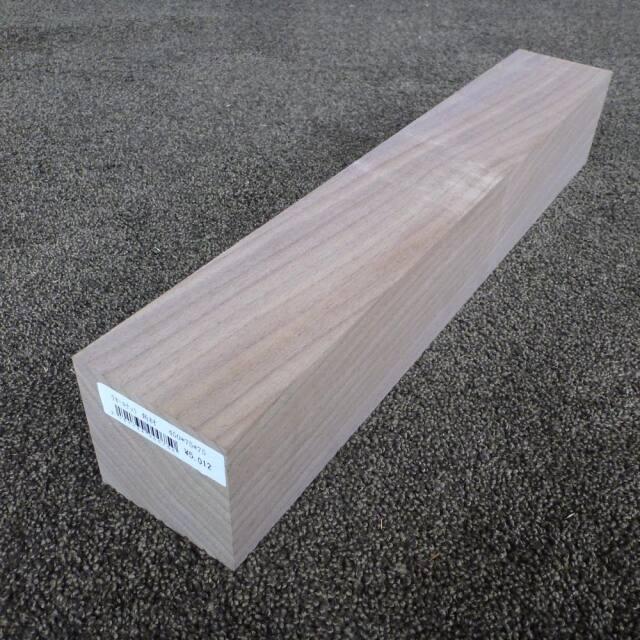ウオールナット 角材 450×75×75