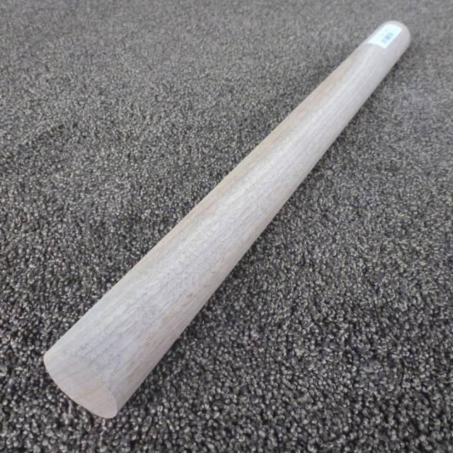 ウォールナット 丸棒 450×35φ