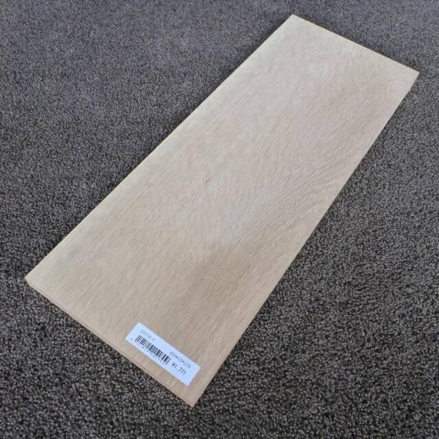 ホワイトオーク 柾目 450×15×170
