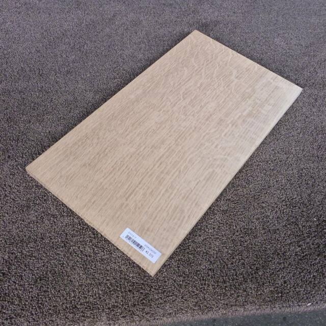 ホワイトオーク 柾目 450×15×250